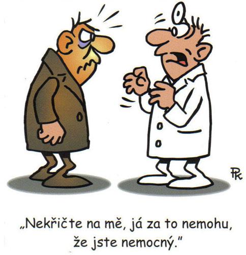 Jeronym Klimes Nemoc A Nase Psychika